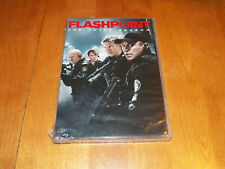 FLASHPOINT Third Season 3 Police Drama CBS Television Series 4-Disc DVD SET NEW