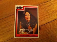 Vintage CHARLIE'S ANGELS Trading Card #227 Jacyln Smith A Concerned Kelly TV old