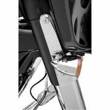 Hotop Designs Chrome Turn Signal Relocation Mount For Harley Touring 1997-2013