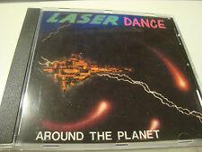 RAR CD. LASER DANCE. AROUND THE PLANET. ZYX. ITALO DISCO