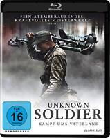Unknown Soldier - Kampf ums Vaterland Blu-ray Disc NEU + OVP!
