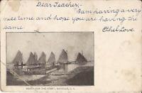 Sayville, NEW YORK - 1907 - Long Island, sailboat race