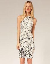 Karen Millen Satin Animal Print Dresses for Women
