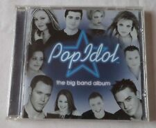 POP IDOL: THE BIG BAND ALBUM [13 Track CD] (2002)