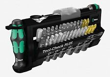 Wera Wer056490 Tool-check Plus Tool Set of 39 1/4in Drive