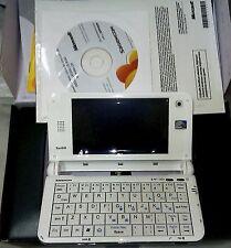 NEW SAGEM SPIGA NETBOOK ATOM CPU WINDOWS XP HOME WITH 3G MODEM