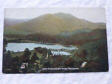 R019 LOCH ACHRAY & BEN VENUE, TROSSACHS E.T.W.Dennis Postcard