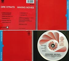 "DIRE STRAITS *VG+* ""MAKING MOVIES"" 1983 UK VERTIGO CD PRESSED IN WEST GERMANY"