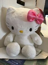 "Rare Retired Hello Kitty 20"" Build A Bear NEW w/ Cardboard Box"