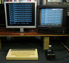 More details for acorn electron computer and power supply.  tested and working.