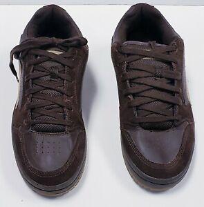 Vintage Brown Airwalk Skate Shoes - sz 11