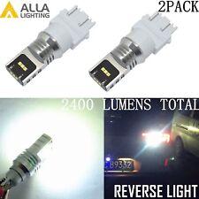 Alla Lighting 3156 CSP LED Back Up Reverse Backup Light Bulb Turn Signal White