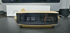 RADIO RELOJ NATIONAL PANASONIC RC-6001 FLIP CLOCK