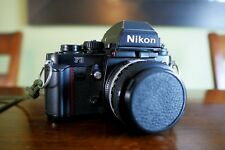 Nikon F3HP 35mm SLR Film Camera In Good Condition, With Nikkor 50mm 1.4 AI Lens