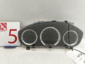 2009 2010 HYUNDAI SPEEDOMETER GAUGE INSTRUMENT CLUSTER OEM A2C53289917