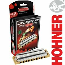 Hohner M2009 Crossover Marine Band Harmonica Key Of G# Made In Germany New