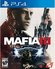 Mafia III  ( Playstation 4 / PS4 )