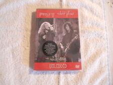 "Jimmy Page Robert Plant ""No Quarter Unledded "" 2004 DVD Atlantic Rec. New Sealed"
