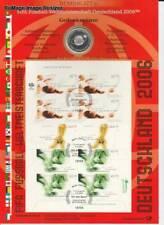 Numisblad / Numisblatt Duitsland 10 euro 2006 - Fifa WM Fussball (22)