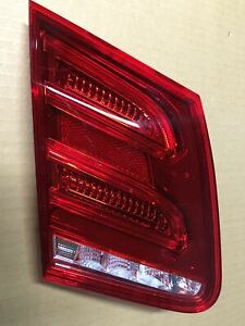Tail Light Assembly Fits Mercedes-Benz E63 AMG 440-1317R-ACN 2129061603 DEPO