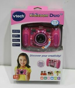 VTech Kidizoom Duo 5.0 Kids Digital Camera - Pink
