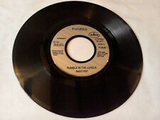 """The Fugees Rumble In The Jungle 7"""" Jukebox Single Excellent Vinyl Record FUGJB 1"""