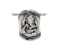 Yoga ring Ganesh ring Boho ring nepal ring Tibetan ring Tibet Ring RB90