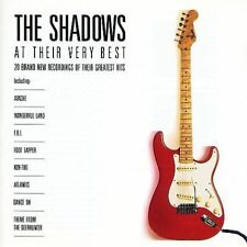 At Their Very Best by The Shadows (CD, Apr-1994, PolyGram)