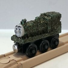 Tom Moss The Naughty Prank Engine, Thomas & Friends - Wooden Train Magnetic