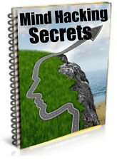 Mind Hacking Secrets - PDF eBook in a Package with Master Resell Rights