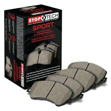 Stoptech Street Brake Pads Front /& Rear Set for 15-19 Mustang 2.3//3.7 Base