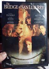 The Bridge of San Luis Rey (DVD, 2004)-RARE- Used- Free S&H - DeNiro-Kathy Bates