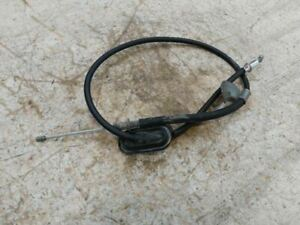 2012-2018 CHEVROLET SONIC REAR RIGHT EMERGENCY BRAKE CABLE OEM 103407