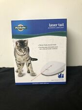 Petsafe Laser Tail Automatic Laser Light  Cat Toy Moves Tested