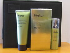 Higher Energy By Christian Dior Men  3 Pcs Gift Set 3.4 oz / Deodorant/ Shampoo