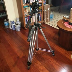 Manfrotto Bogen 3046 Tripod with Bogen Head 3063 and Manfrotto 3156 Dolly
