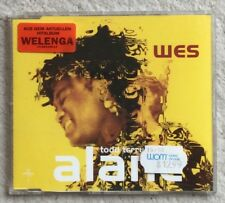 Wes - Alane (Todd Terry Remixes) (Maxi-CD) - top Zustand - tolle Musik !