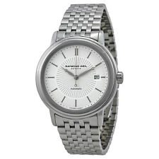 Raymond Weil Maestro Automatic Silver Dial Mens Watch 2847-ST-30001