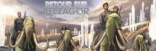 Retour sur Belzagor - T02 - Marque-pages - Laura Zuccheri
