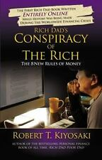 Rich Dad's Conspiracy of the Rich: The 8 New Rules of Money (Excellent)