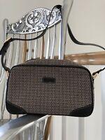 NEW Jane Shilton SW6 Small Brown Shoulder Strap Zip Handbag