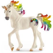 Schleich Bayala Rainbow Unicorn, Foal Figure NEW