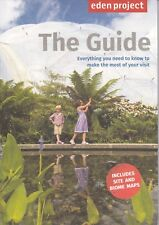 CORNWALL - EDEN PROJECT  ILLUSTRATED GUIDE