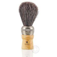 VIE-Lungo 4212 EXTRA Marrone Cavallo Capelli Professional pennello da barba