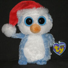 TY BEANIE BOOS BOO'S - FAIRBANKS THE PENGUIN - MINT with MINT TAGS