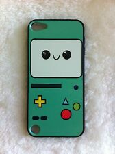 Adventure Time BMO Kawaii Face iPod Touch 5 Printed Cover Case For Apple