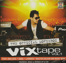 THE OFFICIAL MOVIEBOX - DJ VIX VIXTAPE - NEW BHANGRA CD - VOL 1