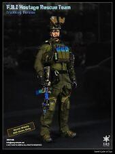 1/6 Easy&Simple ES FBI Hostage Equipo De Rescate Trainning Limitado Ver 26014B