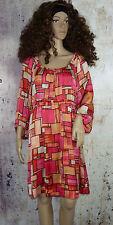 H&M Damenkleider im Boho -/Hippie-Stil mit geometrischem Muster