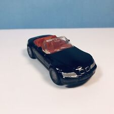 Siku 1997 Black BMW Z3 Convertible 1.9 Diecast 1/64